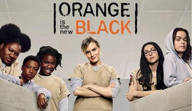 Alcune delle protagoniste della serie Orange is the New Black
