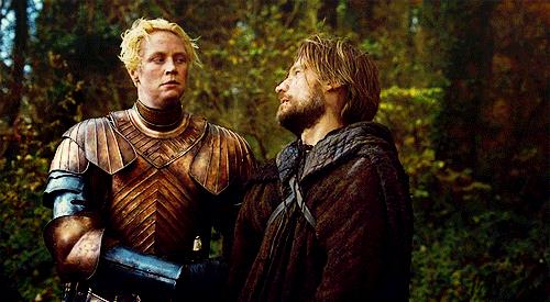 Jaime e Brienne in GoT 6