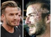Lo scatto tanto discusso di David Beckham su Instagram