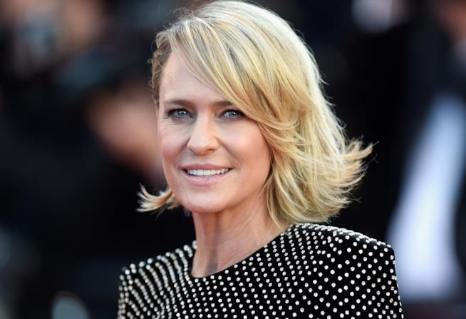 Robin Wright a Cannes 70