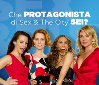 Che protagonista di Sex And The City sei?
