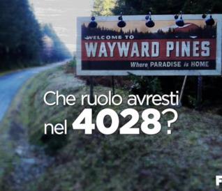 Wayward Pines: che ruolo avresti nel 4028?