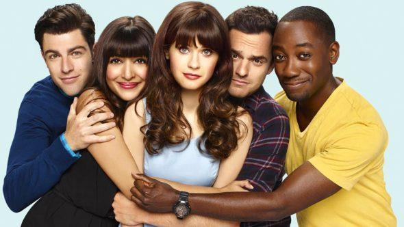 Il cast di New Girl al completo, presto li rivedremo in una settima ed ultima stagione