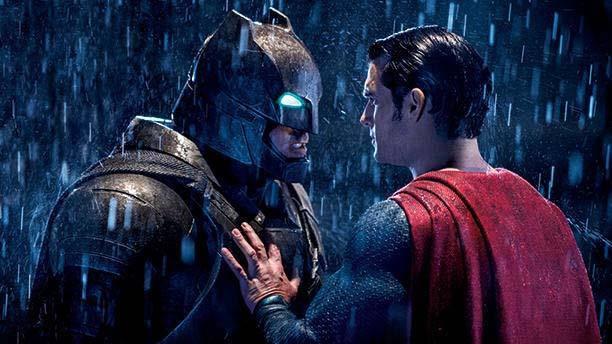 Scena tratta da Batman V Superman