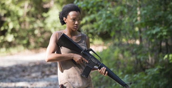 Cosa accadrà a Sasha nel prossimo episodio di The Walking Dead