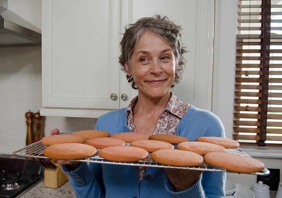 Carol e i biscotti