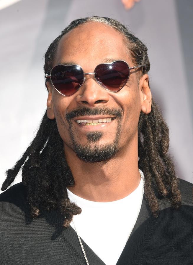 Snoop Dogg in una foto recente