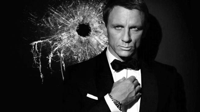 James Bond 007: è iniziato il toto nome