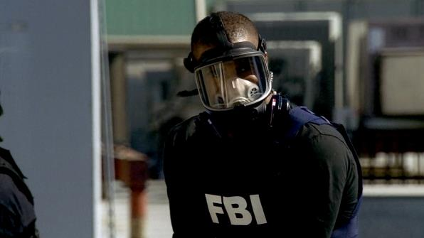 """""""L'ora della preghiera"""" (stagione 2, episodio 10): quando ha sventato un attacco terroristico con l'antrace in un centro commerciale."""