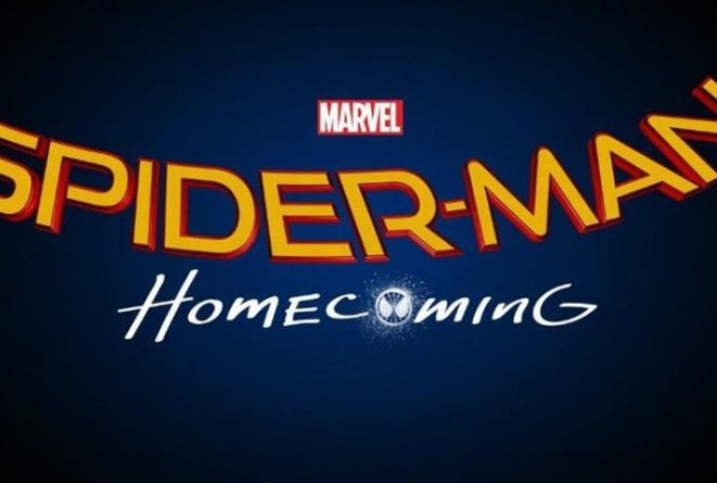 Il logo di Spider-Man: Homecoming