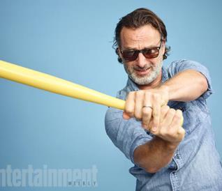 The Walking Dead: Batti un colpo con i protagonisti della serie