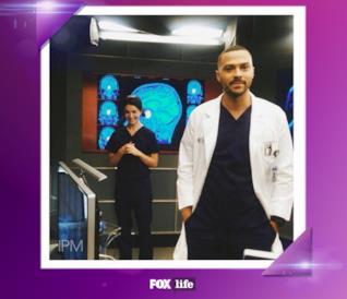 Grey's Anatomy 12: i primi scatti dal set