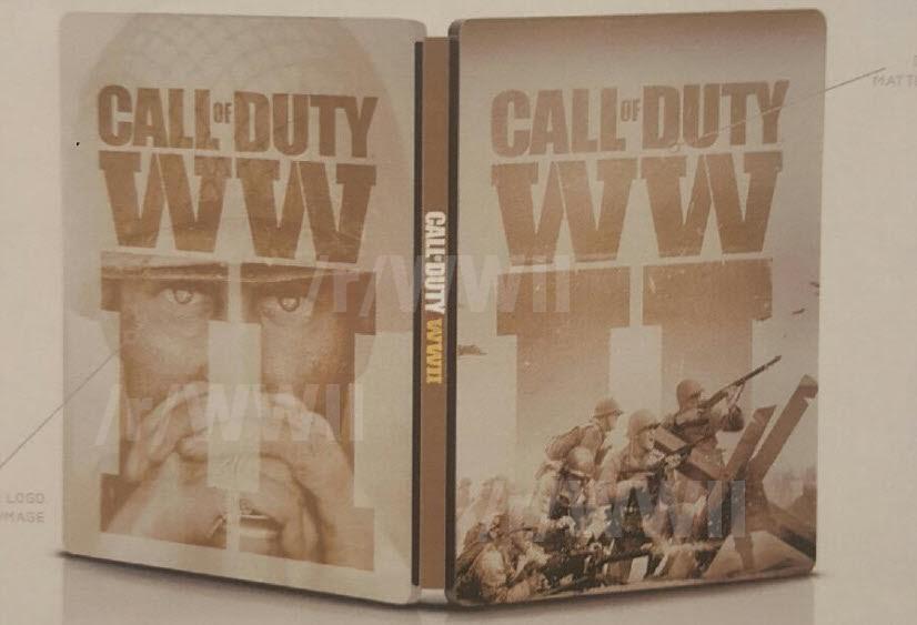 Call of Duty: WWII ambientato nella Seconda Guerra Mondiale?