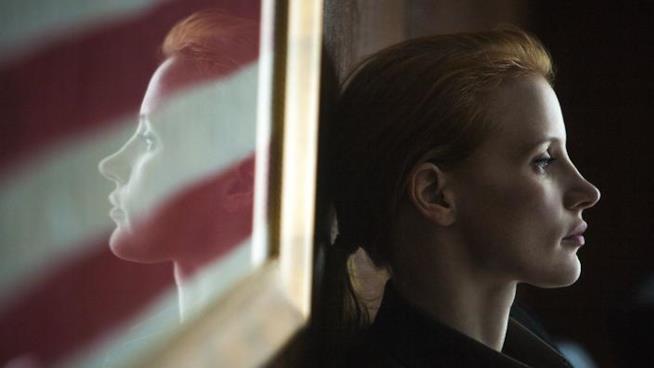 Miss Sloane, Jessica Chastain senza scrupoli nel trailer