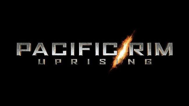 Il logo ufficiale di Pacific Rim: Uparising