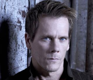 Kevin Bacon nei panni di Ryan Hardy di The Following