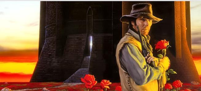 Roland in un'illustrazione di The Dark Tower