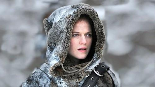 Rose Leslie era Ygritte in Game of Thrones