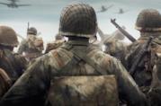 Soldati di spalle in uno scatto di Call of Duty: WWII