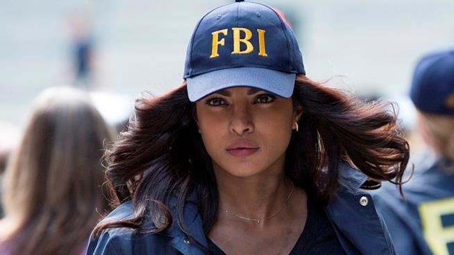 Alex Parrish in Quantico, interpretata da Miss Mondo Priyanka Chopra