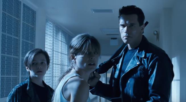 Terminator 2 - Il giorno del giudizio torna al cinema in versione 3d