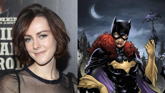 Jena Malone sarà Laura Gordon-Batgirl in Batman v Superman