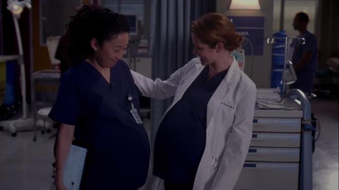 Serie TV e gravidanze: ecco le più celebri.