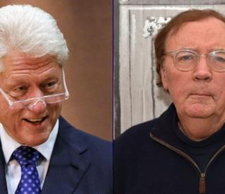 Bill Clinton e James Patterson
