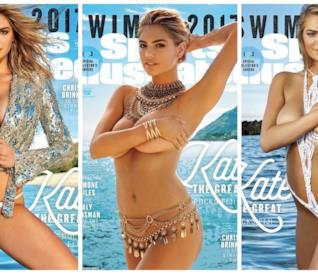 Le cover di Kate Upton per Sports Illustrated Swimsuit 2017