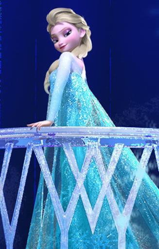 Elsa, Frozen - Il Regno di Ghiaccio