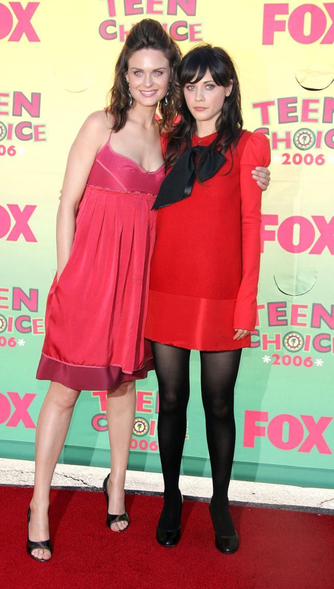 Emily e Zooey Deschanel