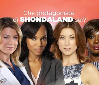Che protagonista di Shondaland sei?