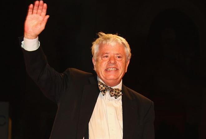 Lino Toffolo sul red carpet a Venezia