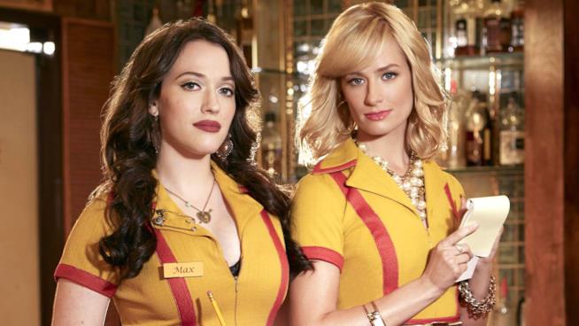 Broke Girls: Cher avrebbe dovuto apparire nella comedy cancellata dopo 6 stagioni!