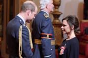 Victoria Beckham e il Principe William