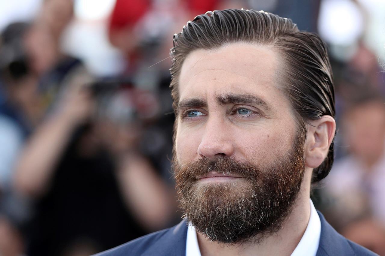 Jake Gyllenhaal sbarca con Okja e un bella barba a Cannes 2017