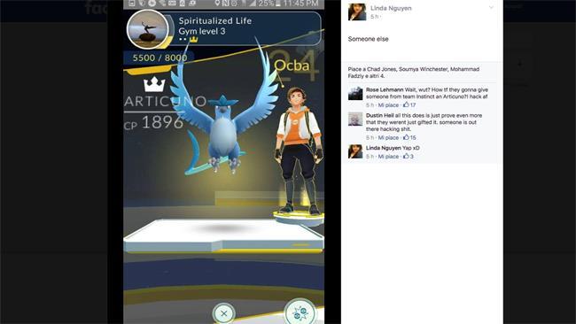 Pokemon GO Catturato il Pokemon leggendario Articuno