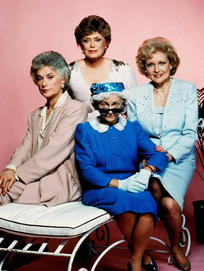 Le protagoniste di Golden Girls