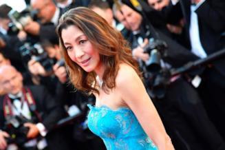 L'attrice Michelle Yeoh