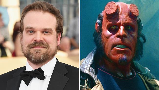 Hellboy, in arrivo il reboot senza Guillermo del Toro