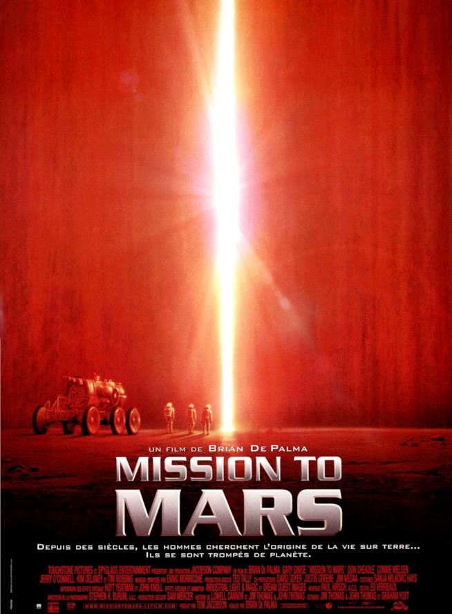 La locandina di Mission to Mars