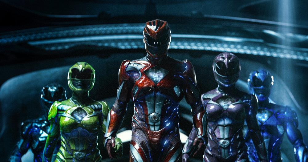 Power Rangers: Goldar è lo zord di Rita Repulsa?