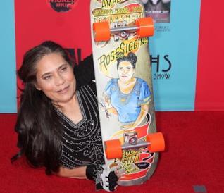 Rose Siggins in un'immagine promozionale di American Horror Story Freak: Show. L'attrice è scomparsa
