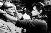 Jonathan Demme durante le riprese di Il Silenzio degli Innocenti