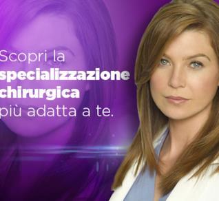 Scopri la specializzazione chirurgica più adatta a te.