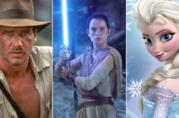 Indiana Jones, Star Wars, Frozen: sequel in arrivo