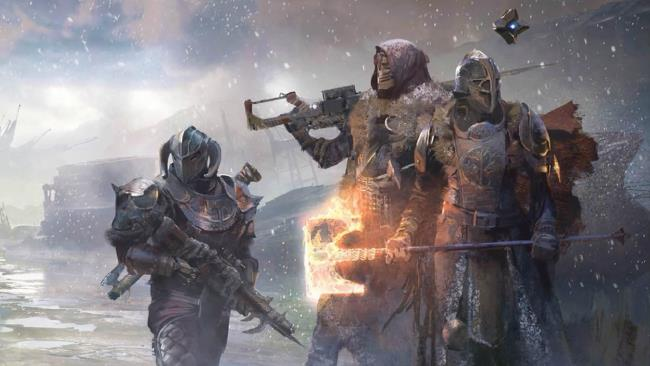 Disponibile da oggi Destiny I Signori del Ferro per PS4 e One