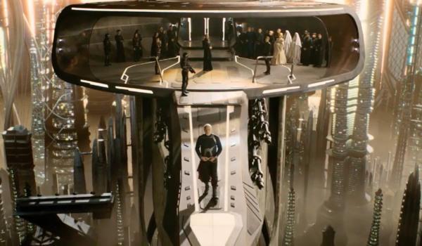 Krypton, serie TV