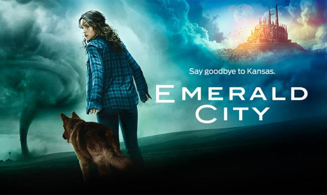 Emerald City, NBC
