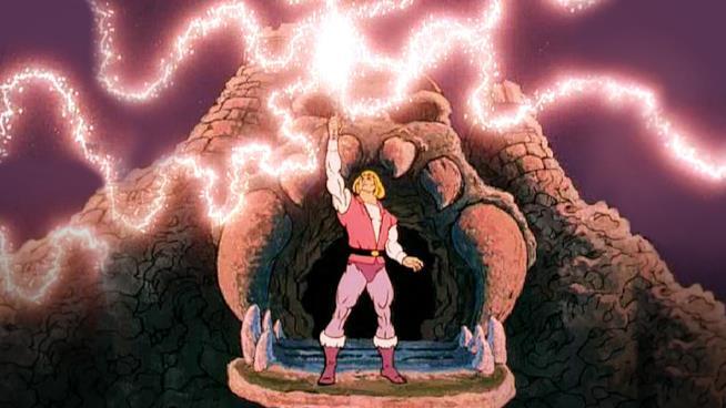 Masters of the Universe, He-Man è il più forte guerriero dell'universo